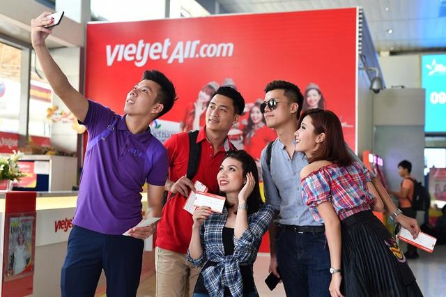 Vietjet tung triệu vé khuyến mãi từ 0 đồng chào đón đường bay mới  - Ảnh 2.