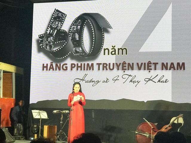 Nghệ sĩ gạo cội tổ chức gặp mặt, kỷ niệm 60 năm thành lập Hãng phim truyện Việt Nam - Ảnh 2.