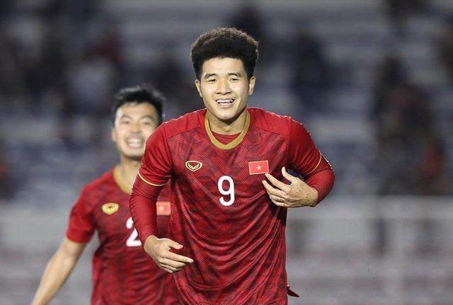 [Trực tiếp] U22 Việt Nam vs U22 Campuchia: Bàn thua thứ 4 cho U22 Campuchia - Ảnh 3.