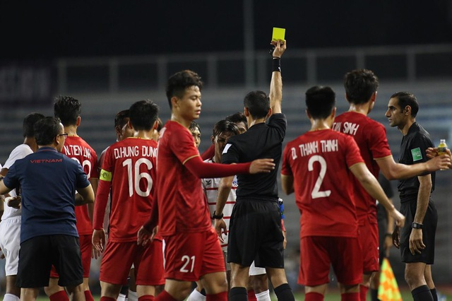 [Trực tiếp] U22 Việt Nam vs U22 Campuchia: Bàn thua thứ 4 cho U22 Campuchia - Ảnh 9.