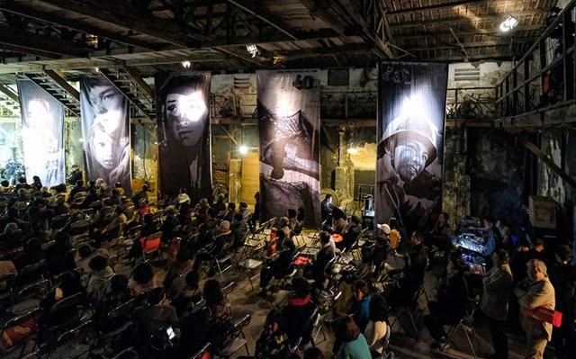 Nghệ sĩ gạo cội tổ chức gặp mặt, kỷ niệm 60 năm thành lập Hãng phim truyện Việt Nam - Ảnh 4.