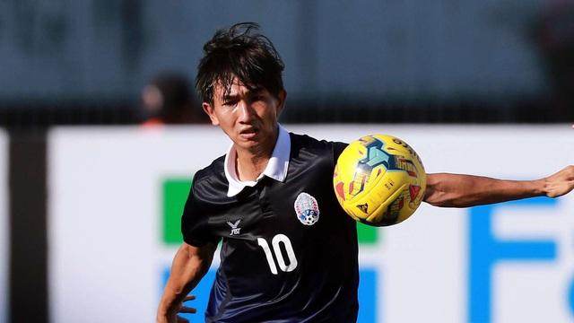 [Trực tiếp] U22 Việt Nam vs U22 Campuchia: Một bước tới chung kết - Ảnh 1.