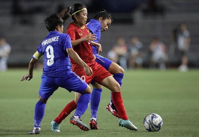 Thắng tối thiểu, ĐT nữ Việt Nam đăng quang ngôi hậu SEA Games 30 - Ảnh 6.