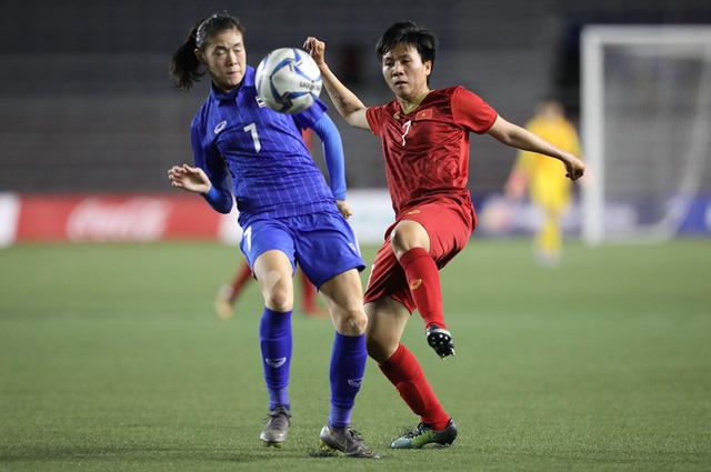 Thắng tối thiểu, ĐT nữ Việt Nam đăng quang ngôi hậu SEA Games 30 - Ảnh 5.