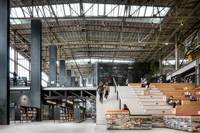 Có gì đặc biệt với thư viện được tung hô là công trình đẹp nhất thế giới năm 2019? - Ảnh 1.