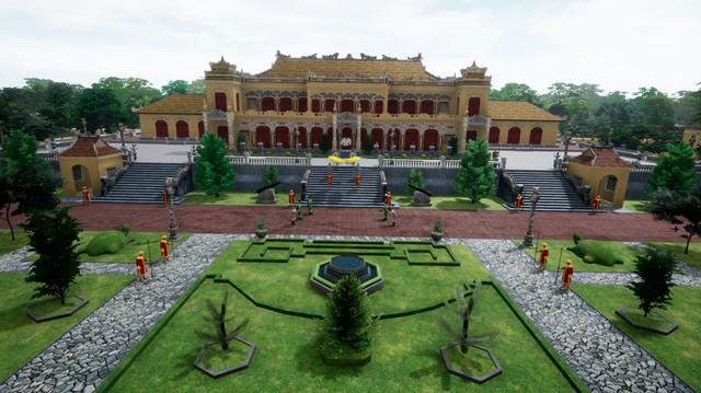 Dự án triệu đô Đi tìm Hoàng cung đã mất sẽ hoạt động  trở lại trong Tết Kỷ Hợi - Ảnh 1.