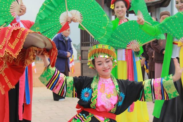 Festival Văn hóa Truyền thống Việt – Giao lưu Quốc tế 2019 - Ảnh 1.