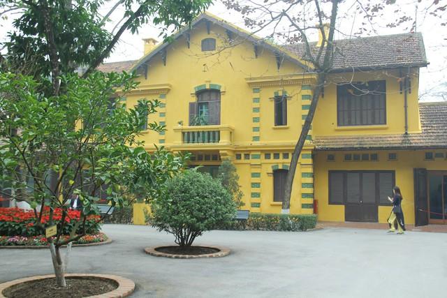 Bảo tồn và phát huy giá trị Khu Di tích Chủ tịch Hồ Chí Minh tại Phủ Chủ tịch - Ảnh 1.