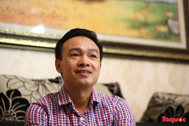 Thầy giáo phát hiện tiêu cực thi cử Trần Mạnh Tùng và 5 khát vọng trong năm 2019 - Ảnh 1.