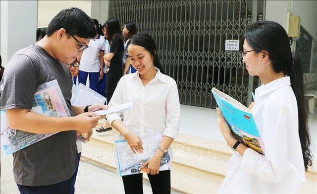 Công bố dự thảo sửa đổi Quy chế thi Trung học phổ thông quốc gia - Ảnh 1.