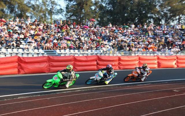 13 tỉnh, thành phố tham gia Giải đua xe môtô cúp vô địch quốc gia 2019  - Ảnh 1.