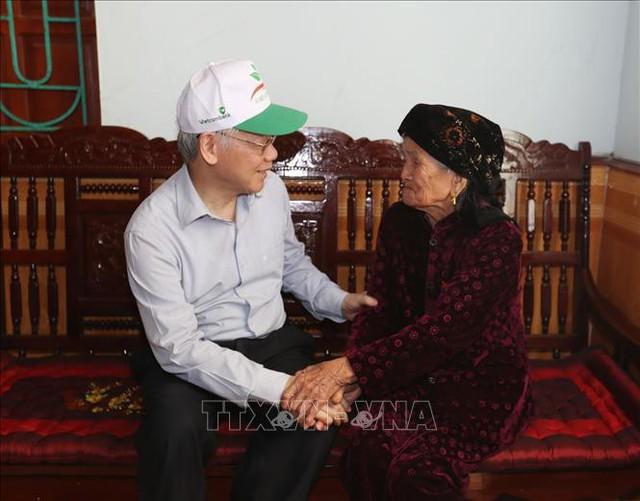 Tổng Bí thư, Chủ tịch nước Nguyễn Phú Trọng phát động Tết trồng cây đời đời nhớ ơn Bác Hồ - Ảnh 3.
