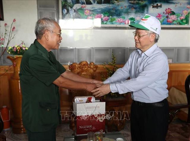 Tổng Bí thư, Chủ tịch nước Nguyễn Phú Trọng phát động Tết trồng cây đời đời nhớ ơn Bác Hồ - Ảnh 5.