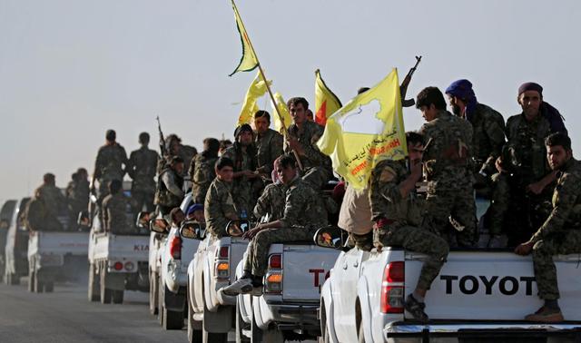 Bất ngờ tuyên bố cuộc chiến cuối cùng tiêu diệt khủng bố IS? - Ảnh 1.