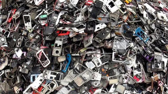 Nhật Bản huy động rác thải điện tử để đúc huy chương Olympic 2020  - Ảnh 1.