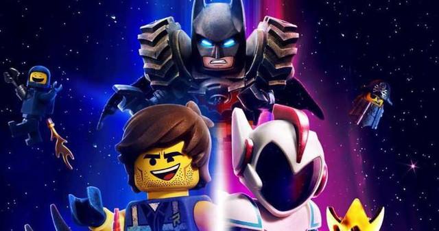 Lego Movie 2 đứng đầu doanh thu phòng vé tuần qua với dàn anh hùng nhà DC - Ảnh 1.