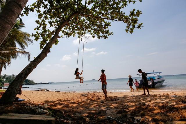 Hòn Thơm, Phú Quốc hấp dẫn hàng nghìn du khách rủ nhau về đón Tết vì sao? - Ảnh 7.