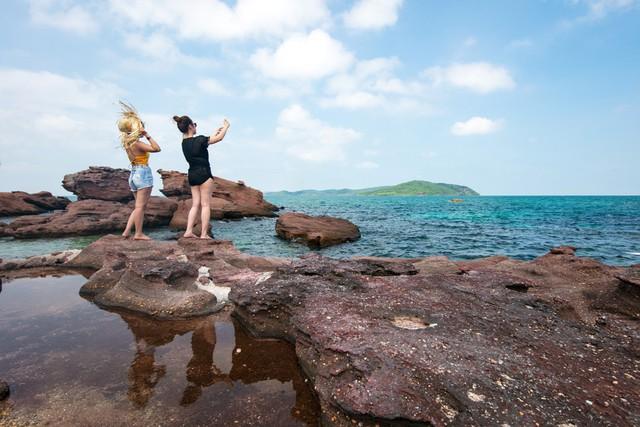 Hòn Thơm, Phú Quốc hấp dẫn hàng nghìn du khách rủ nhau về đón Tết vì sao? - Ảnh 8.