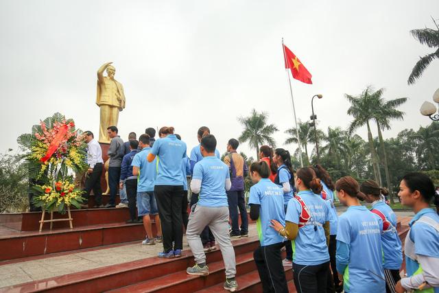 Hình ảnh Bộ trưởng Nguyễn Ngọc Thiện thăm và chúc Tết các VĐV, HLV  - Ảnh 11.