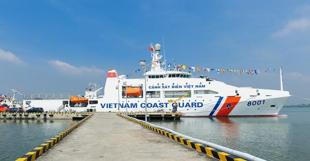Triển khai thi hành Luật Cảnh sát biển Việt Nam năm 2018 - Ảnh 1.