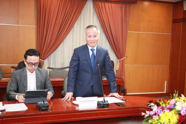Bộ Công Thương và Bưu điện Việt Nam hợp tác đẩy nhanh quá trình cải cách thủ tục hành chính - Ảnh 2.