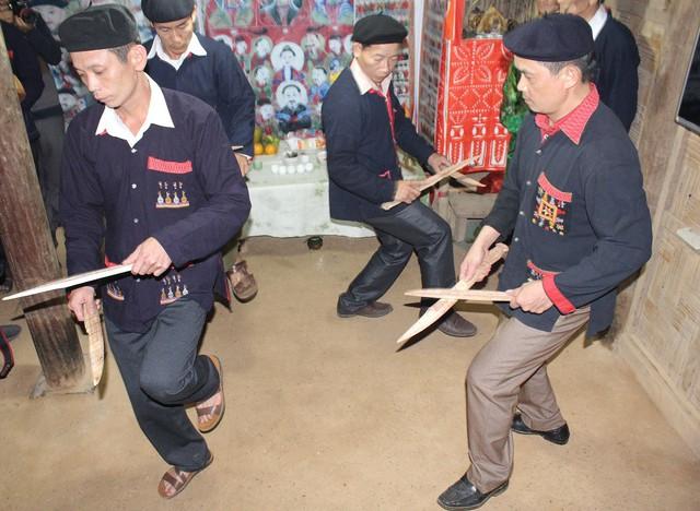 Độc đáo Tết Nhảy của đồng bào Dao tại Ngôi nhà chung - Ảnh 2.