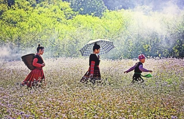 Khai mạc Triển lãm Mỹ thuật, Nhiếp ảnh mừng Đảng, mừng Xuân 2019 - Ảnh 1.