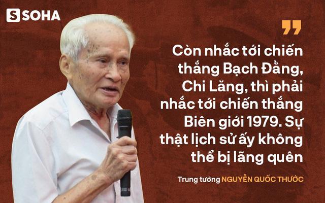 Còn nhắc tới chiến thắng Bạch Đằng, Chi Lăng thì phải nhắc tới chiến thắng Biên giới 1979 - Ảnh 9.