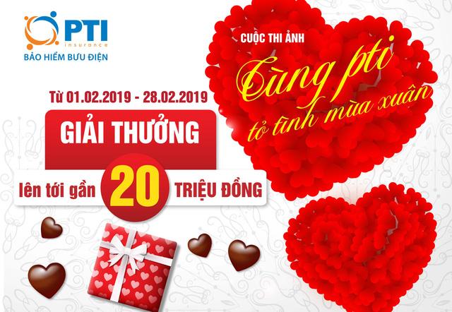 Cùng PTI tỏ tình mùa xuân: Những câu chuyện tình yêu đẹp nhất mùa Valentine 2019 - Ảnh 1.