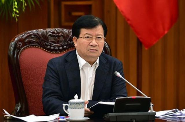 Phó Thủ tướng Trịnh Đình Dũng làm Trưởng Ban Chiến lược công nghiệp hóa của Việt Nam trong khuôn khổ hợp tác với Nhật Bản - Ảnh 1.