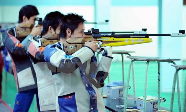 Ủy nhiệm đăng cai giải Bắn súng trong hệ thống giải quốc gia năm 2019 - Ảnh 1.