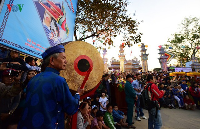 Những lễ hội mùa xuân hút khách du lịch  - Ảnh 3.