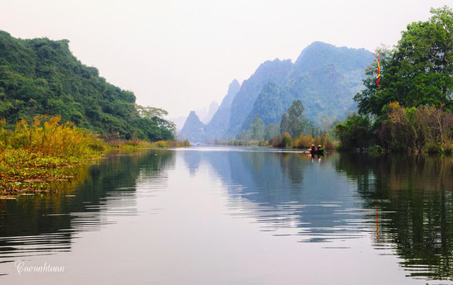 Đầu năm, du xuẩn trẩy hội chùa Hương - Ảnh 7.