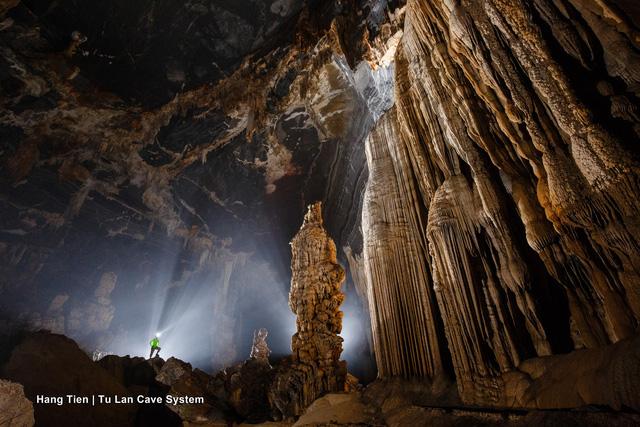 Hang Sơn Đoòng được bình chọn một trong những điểm du lịch tuyệt vời nhất trên thế giới - Ảnh 2.