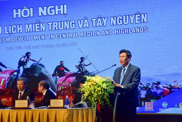 Bộ trưởng Nguyễn Ngọc Thiện nêu 9 giải pháp đưa miền Trung - Tây Nguyên thành vùng du lịch động lực - Ảnh 2.