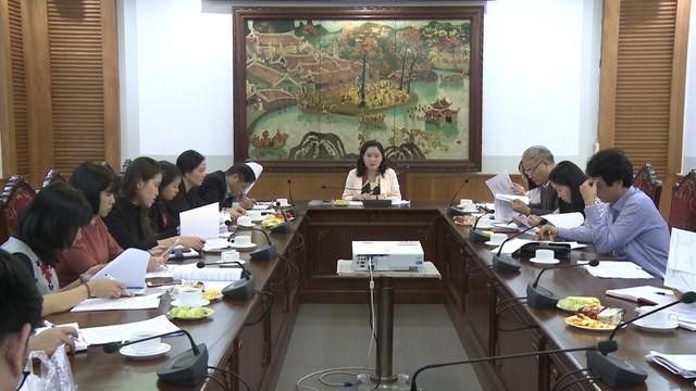 Tiếp tục lấy ý kiến đóng góp của các đơn vị liên quan về Dự thảo Luật Thư viện - Ảnh 2.