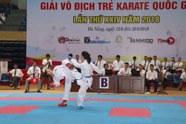Lâm Đồng đăng cai giải vô địch trẻ Karate quốc gia 2019 - Ảnh 1.