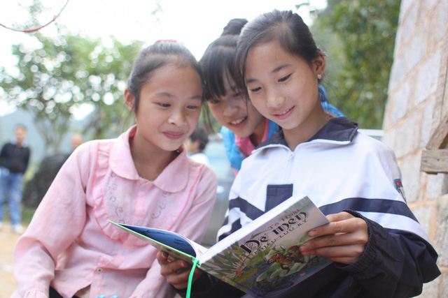 Học sinh Gia Lai tiếp lửa cuộc thi Đại sứ văn hóa đọc 2019 - Ảnh 1.