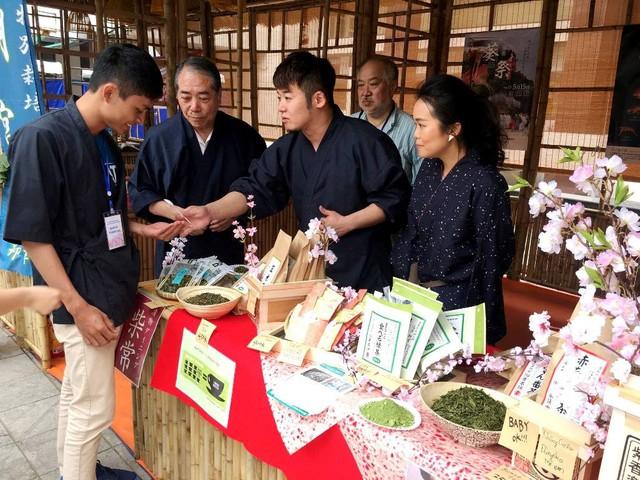 Sẽ mô phỏng các kỳ quan thiên nhiên thế giới bằng hoa anh đào tại Lễ hội hoa Anh đào Nhật Bản – Hà Nội 2019 - Ảnh 2.