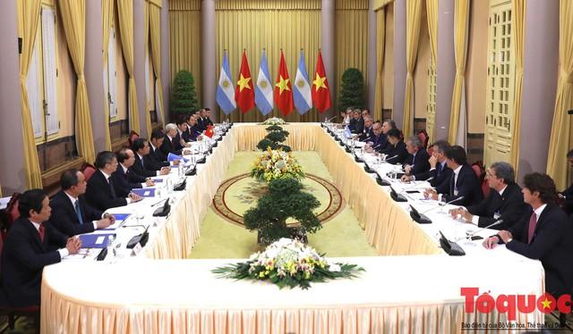 Argentina quyết tâm tiếp tục mở rộng và làm sâu sắc  quan hệ hữu nghị và hợp tác với Việt Nam - Ảnh 1.
