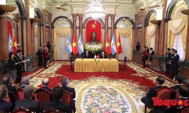 Argentina quyết tâm tiếp tục mở rộng và làm sâu sắc  quan hệ hữu nghị và hợp tác với Việt Nam - Ảnh 3.