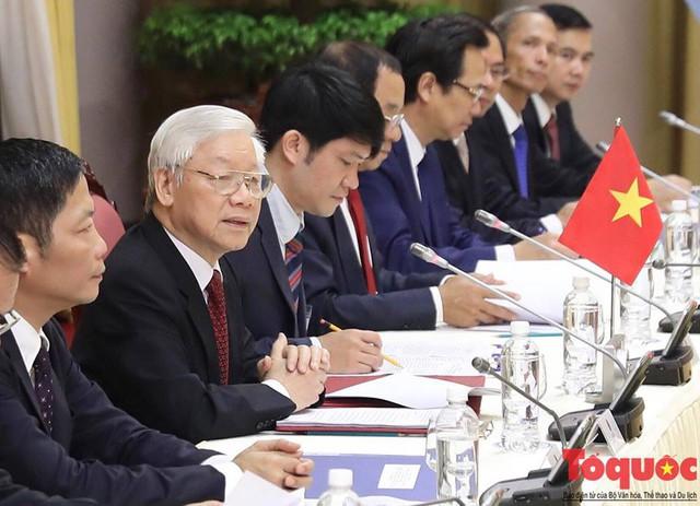 Argentina quyết tâm tiếp tục mở rộng và làm sâu sắc  quan hệ hữu nghị và hợp tác với Việt Nam - Ảnh 2.