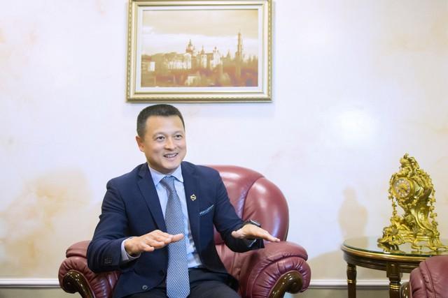 """Chủ tịch HĐQT Sun Group: """"Huy động được nguồn lực tư nhân cho du lịch miền Trung - Tây Nguyên, hiệu quả sẽ rất lớn"""" - Ảnh 1."""