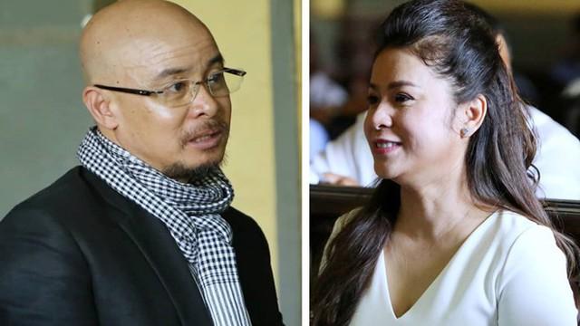 Rời phiên toà, bà Lê Hoàng Diệp Thảo chia sẻ trên facebook những lời gan ruột  - Ảnh 1.