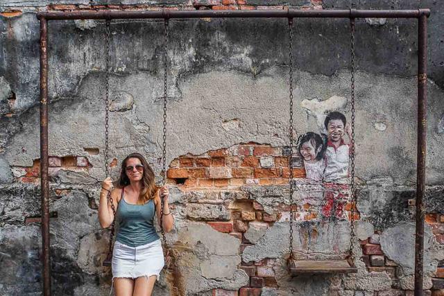 5 lý do nên ghé thăm thị trấn George ở Penang, Malaysia - Ảnh 3.