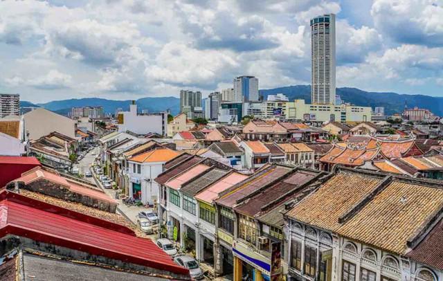 5 lý do nên ghé thăm thị trấn George ở Penang, Malaysia - Ảnh 1.