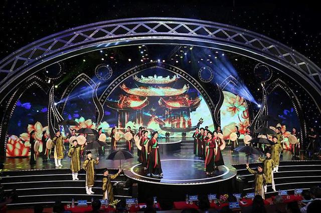 Nữ sinh Học viện Tài chính đăng quang Người đẹp Kinh Bắc 2019 - Ảnh 3.