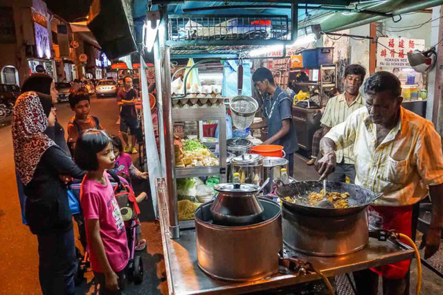 5 lý do nên ghé thăm thị trấn George ở Penang, Malaysia - Ảnh 4.