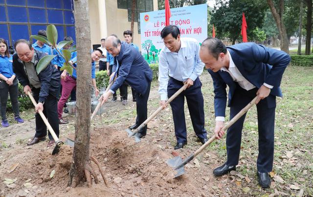 Bộ trưởng Nguyễn Ngọc Thiện yêu cầu Trường Đại học Thể dục, Thể thao Bắc Ninh cần tập trung vào chiều sâu và phát huy những thế mạnh đã có - Ảnh 3.
