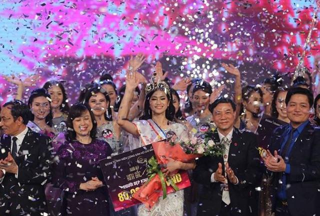 Nữ sinh Học viện Tài chính đăng quang Người đẹp Kinh Bắc 2019 - Ảnh 2.